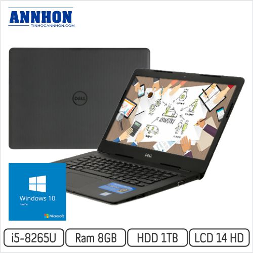 Laptop Dell Vostro 3480-70187708