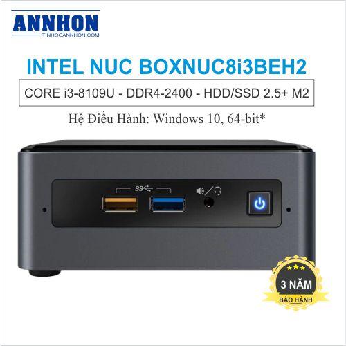PC Intel NUC BOXNUC8i3BEH2