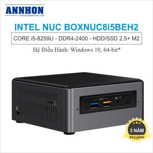 Intel NUC BOXNUC8i5BEH2